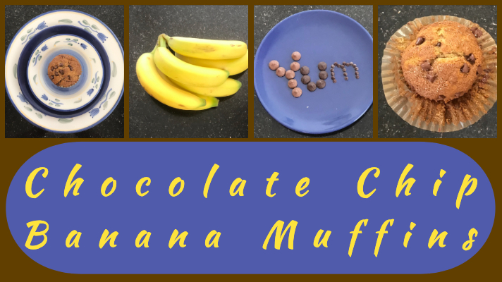 Recipe: Chocolate Chip Banana Muffins